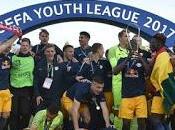 Salzuburg campeón UEFA Youth League tras remontar Benfica, segunda final perdida