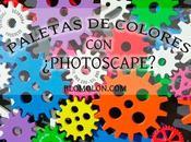 Paletas Colores Con... ¿PhotoScape?