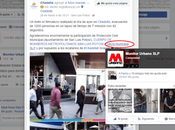 Roban fanpage Policía Municipal convierten medio