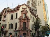 Descubriendo vieja Santiago Chile