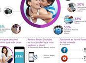 ¿Qué conectadas están madres Latinoamérica?
