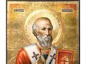 Papa Benedicto sobre Atanasio Alejandría.