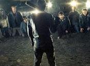 "Turbulenta temporada ""The Walking Dead"""