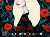 "noche paró llover"", Laura Castañón"