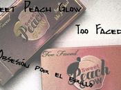 Sweet Peach Glow Faced Obsesión brillo