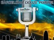 ¡Disfruta Eurovisión centro Barcelona! Barcelona Douze Points! Road Kyiv 2017
