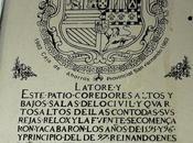 copia mármol histórico antigua Audiencia Grados.