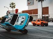 Stadium SUPER Trucks Long Beach. ¿Alguien dicho puedan volar?