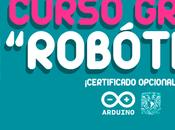 """Curso online gratuito """"ROBÓTICA"""" dictada UNAM 2017"""