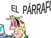 PÁRRAFO COMO ÓRGANO FACILITADOR LECTURA.- artículo Manu Ordoñaña, Merino Mayoz