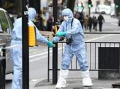 Capturado Londres hombre quería cometer ataque terrorista