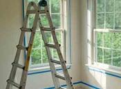 Pasos para pintar habitación