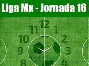 Guía jornada futbol mexicano clausura 2017