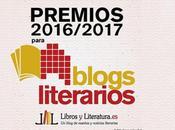 [concurso] premios libros literatura para blogs literarios