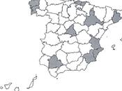 COMENTARIO CORREGIDO MAPA TRAMADO PROVINCIAS ESPAÑA, GEOGRAFÍA BACHILLERATO