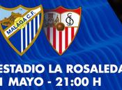 Previa Málaga Sevilla