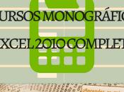 Cursos monográficos Excel 2010 completos