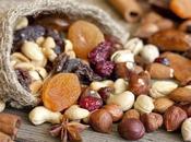 Frutos secos, energía para cuerpo