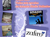 fin, todas novelas Amazon Kindle Unlimited