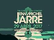 Jean Michel Jarre Connection Concert. Santo Toribio Liebana, 29-04-2017
