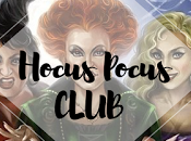 Hocus Pocus Club lectura ATADOS ESTRELLAS