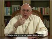 Papa Francisco charla