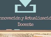 Cursos Innovación Actualización Docente