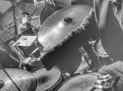 FOTO: ALBERT CIRERA TRES TAMBORS: OSCAR DOMÉNECH, Foto concierto Jamboree (Barcelona)