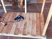 Construye casa madera para niños