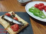Hojaldre sardinas