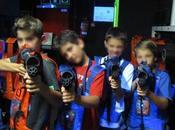 mejores sitios Laser para niños Barcelona
