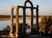 Guadalupe templos romanos Mármoles Cilla Cáceres