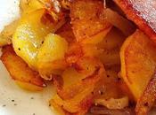 Guarnición patata cebolla