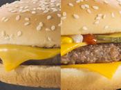 hamburguesas McDonalds solo salen bien anuncios