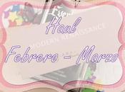 #Haul# ~Febrero Marzo~
