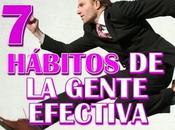 hábitos gente altamente efectiva Stephen Covey