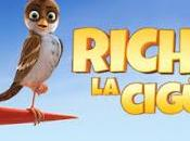 Cine: Richard, cigüeña