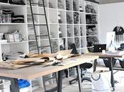 Inspiración: trastero espacio trabajo
