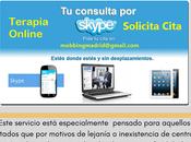 Servicio Terapia Online para afectados acoso laboral dificultades desplazamiento