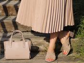 wear midi skirt Outfit ideas