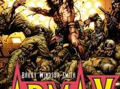 Comic Review Arma Barry Windsor-Smith