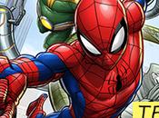 Vistazo personajes nueva serie Spider-Man