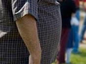 hombre mayor años supone factor riesgo para desarrollar sobrepeso/obesidad