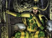 Grandes Villanos Marvel Universe: Loki