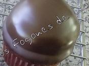 Mini mufins chocolate merengue