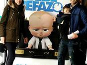 Sesión Baby León: cine pequeños!