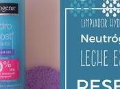 Limpiadora Neutrógena Hydro Boost Leche gel: opción genial para pieles mixtas (reseña)