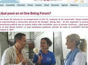 ¿Qué pasó Being Forum? Artículo Joaquín Weil revista online Yoga Red.