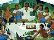 Maximino Cerezo pinta América Pobre Esperanzada desde compromiso Evangelio