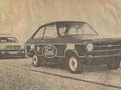 Ford Escort experimental